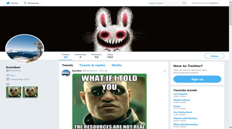 Twitter Kötü Amaçlı Yazılım 2