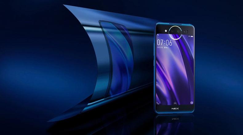 Vivo NEX Çift Ekranlı Akıllı Telefon 2