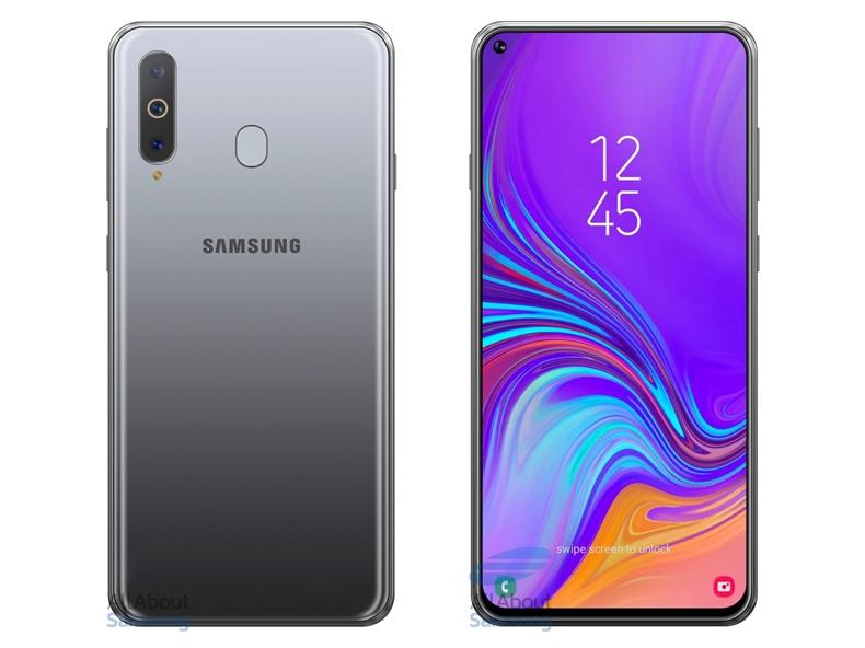 Samsung A8s özellikleri 1