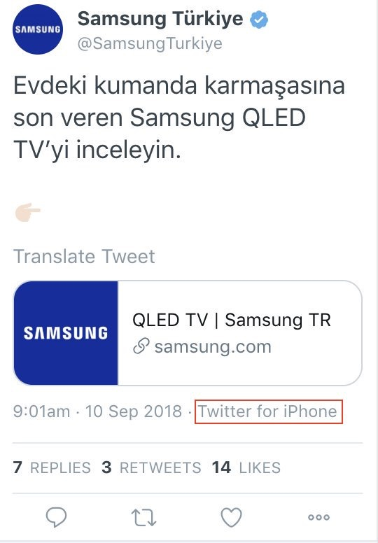 samsung türkiye iphone 1