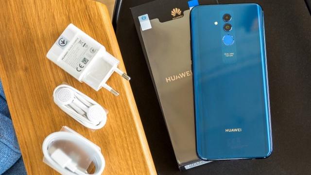 Huawei Mate 20 Lite Hızlı Şarj