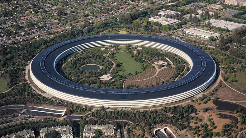 Apple Park California