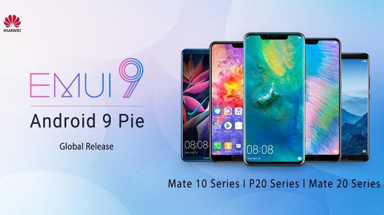 EMUI 9.0 güncellemesi