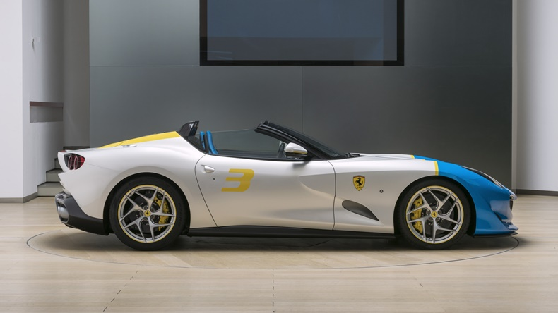 Ferrari SP3JC roadster