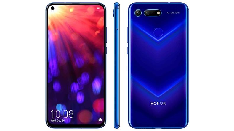 honor view 20 özellikleri