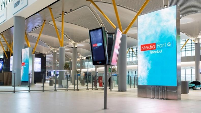 samsung led istanbul havalimanı