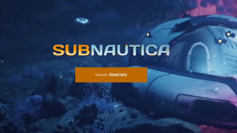 subnautica epic games