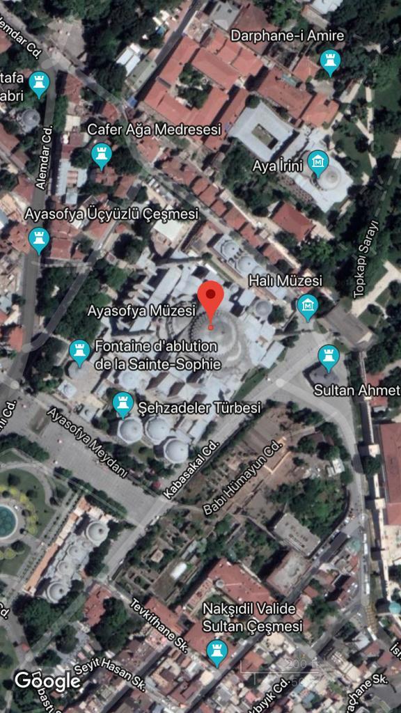 Google haritalar netleşiyor mu