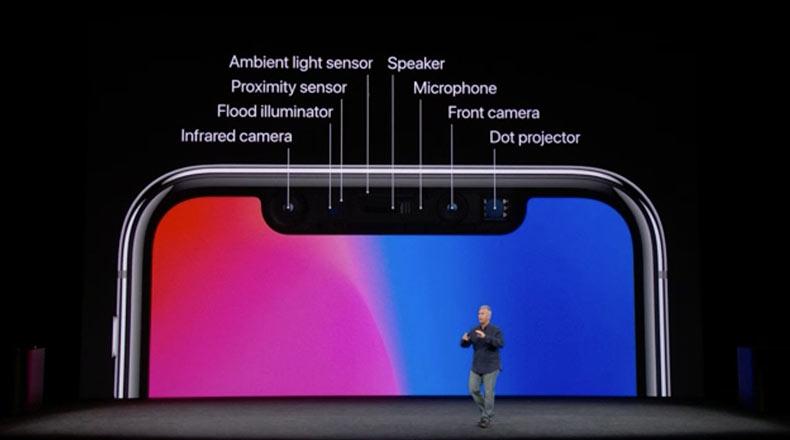 Apple iPhone Çentik 2