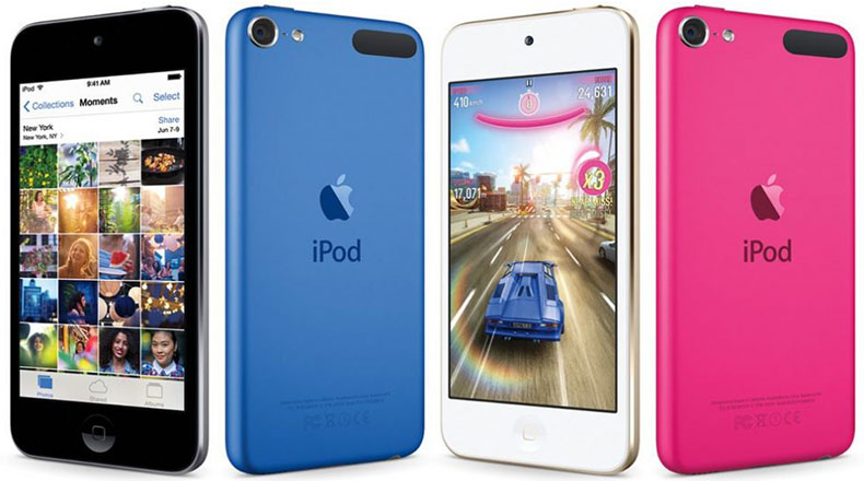 Apple Yedinci Nesil iPod Touch 2