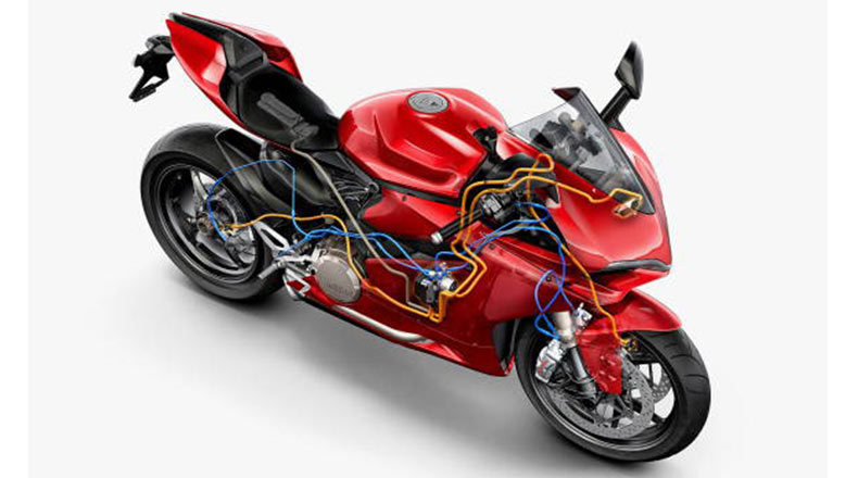Ducati Elektrikli Motosiklet 2