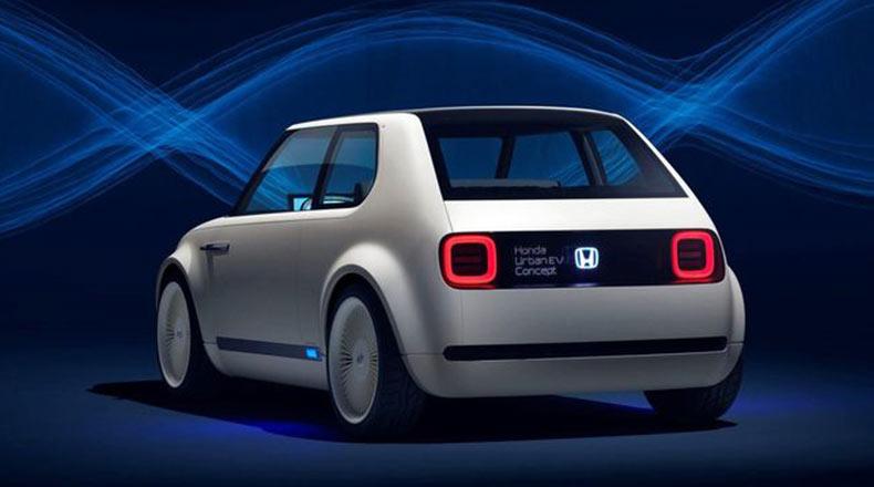 Honda Urban EV 2