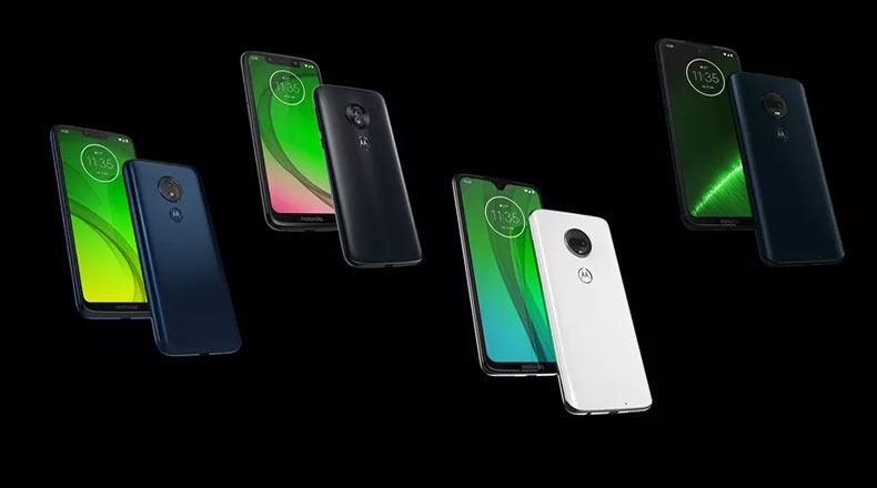 Motorola Moto G7 Ailesi 4