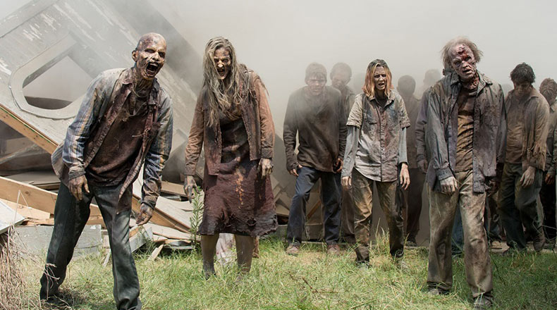 The Walking Dead Korsan İzlenme 2