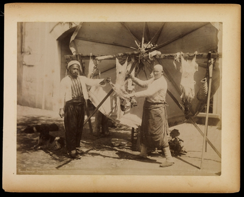Osmanlı kasap