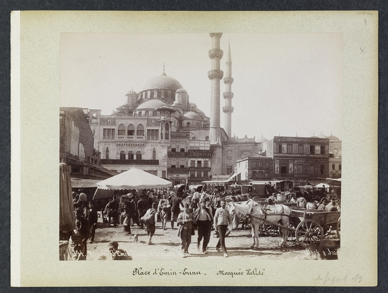 Osmanlı pazar