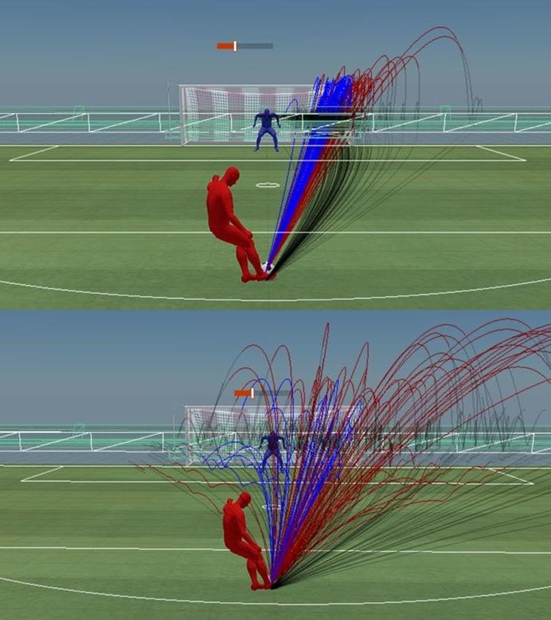 FIFA 19 yeni şut 1
