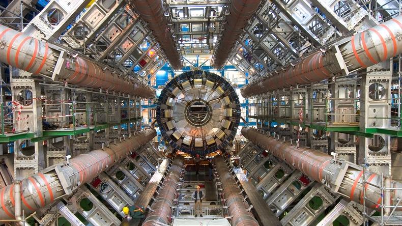 Avrupa Nükleer Araştırma Merkezi CERN