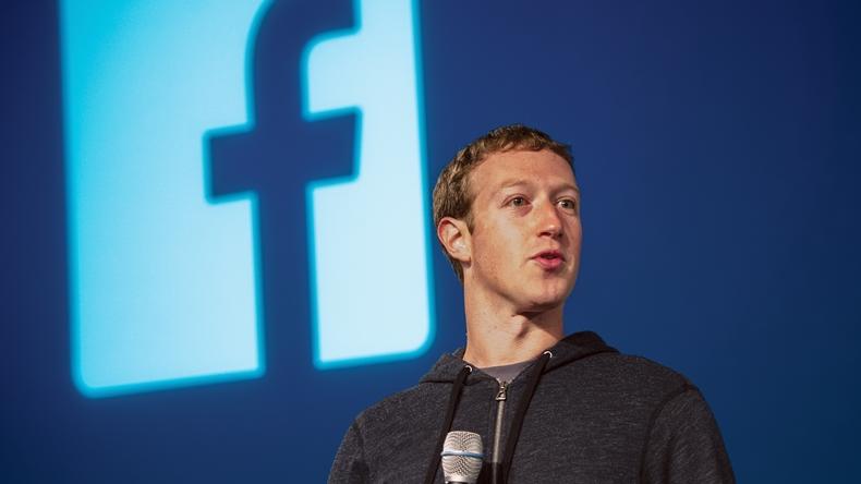 facebook ceo zuckerberg