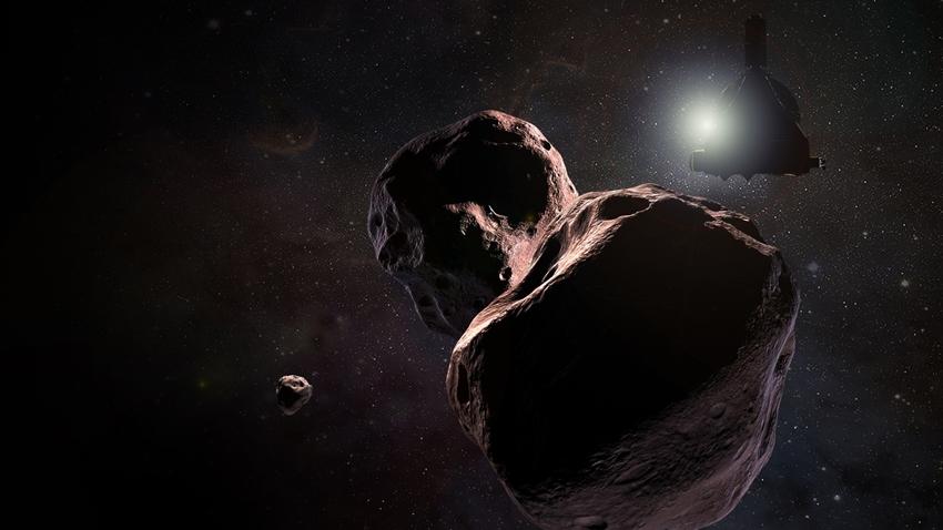 İnsansız Uzay Aracı New Horizon, 13 Yıllık Yolculuğunu Tamamladı