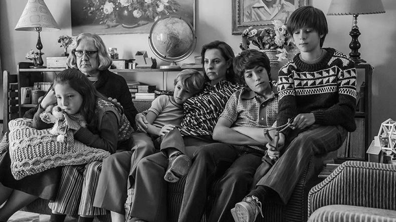 Netflix's Roma Oscar