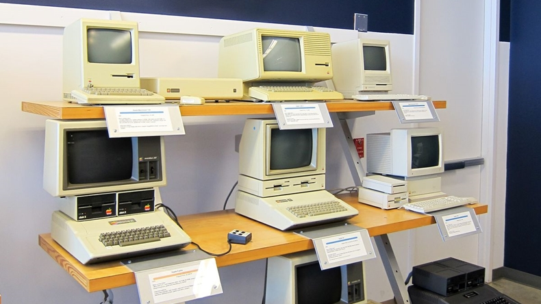 orijinal Macintosh
