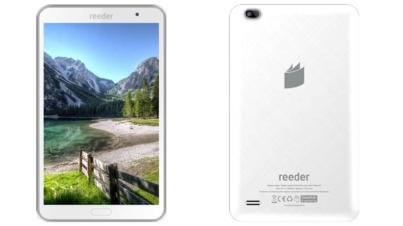 reeder m8 go android