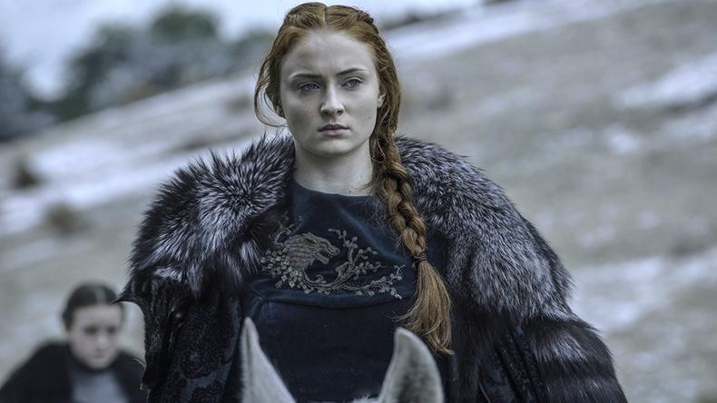 Sansa Stark game of thrones 8. sezon