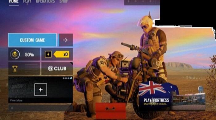 Rainbow Six Siege 4. Yıl Operatörleri