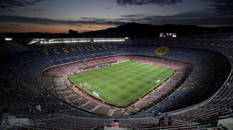 Dünyanın İlk 5G Stadyumu 2