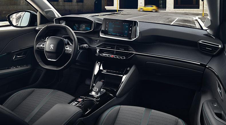 Peugeot 208 GT-Line İç Mekan