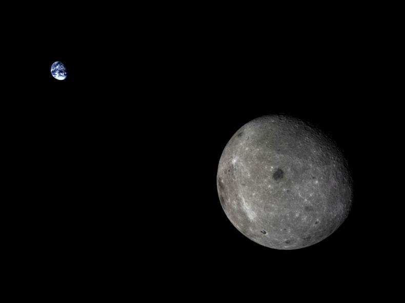 Ay dünya çin 1