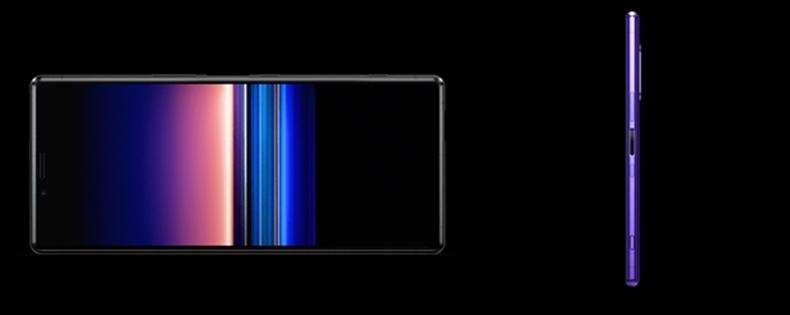 Sony xperia 1 detaylar