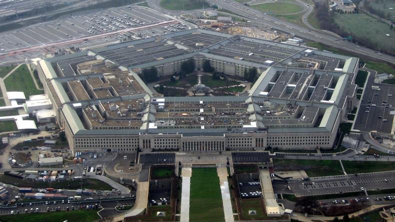 abd savunma bakanlığı pentagon