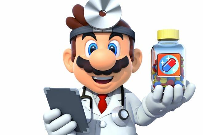 dr. super mario run nintendo