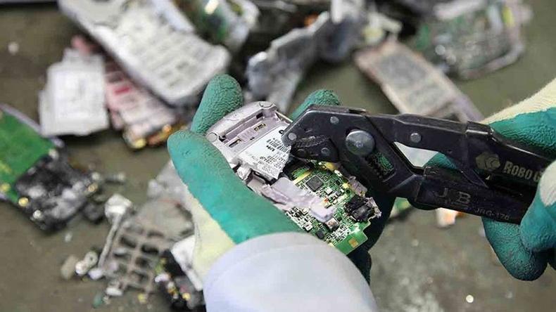 elektronik atık