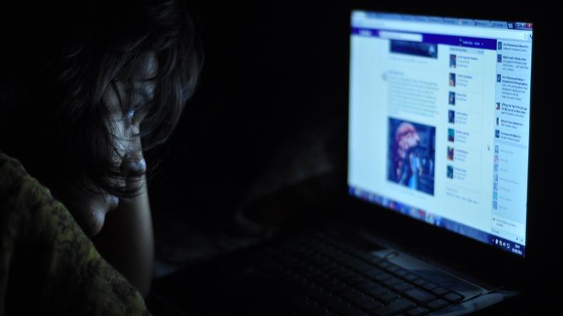 facebook depresyon