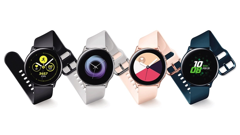 galaxy watch active akıllı saat