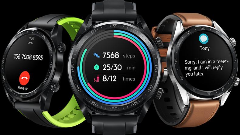 Huawei akıllı saat Watch GT