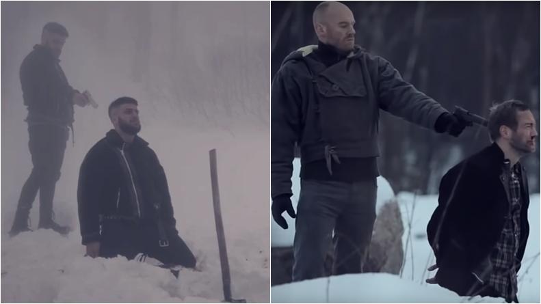 Reynmen'in Derdim Olsun klibi ve Mahna Mahna Killer kısa filmi