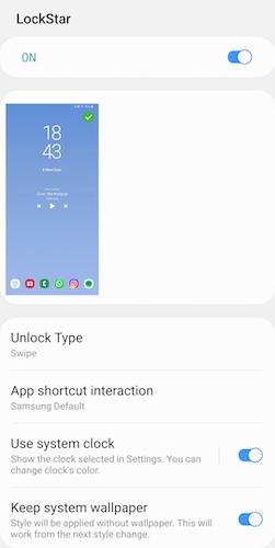 Samsung LockStar APK İndir - Android Kilit Ekranı Değiştirme