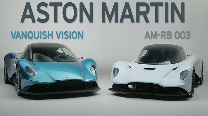 Aston Martin Yeni Otomobil Modelleri 2