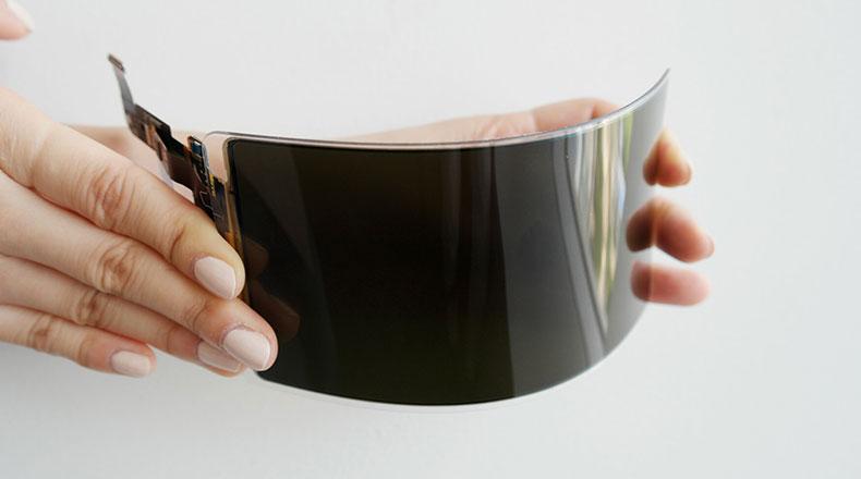 Samsung Display Katlanabilir Ekran 2