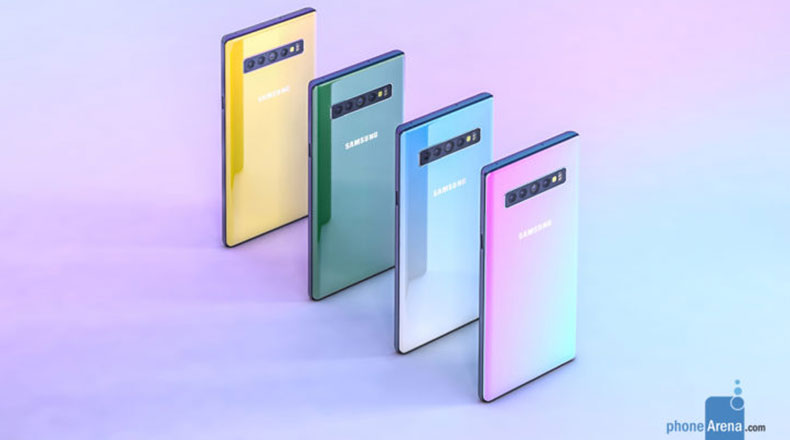 Samsung Galaxy Note10 Konsept 3