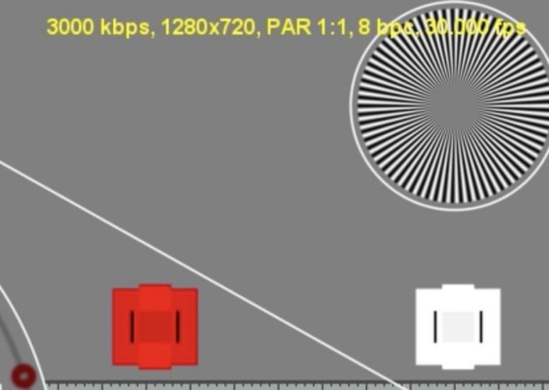 netflix 720p test