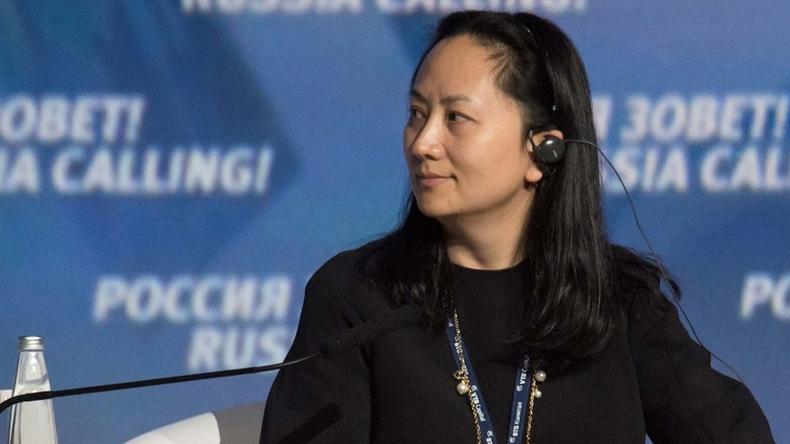 Huwei CFO Mıng Vancou