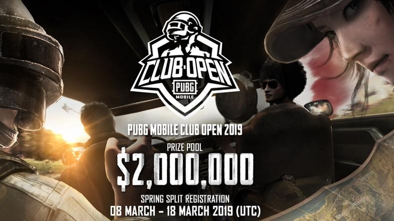PUBG Mobile Club Open 2019
