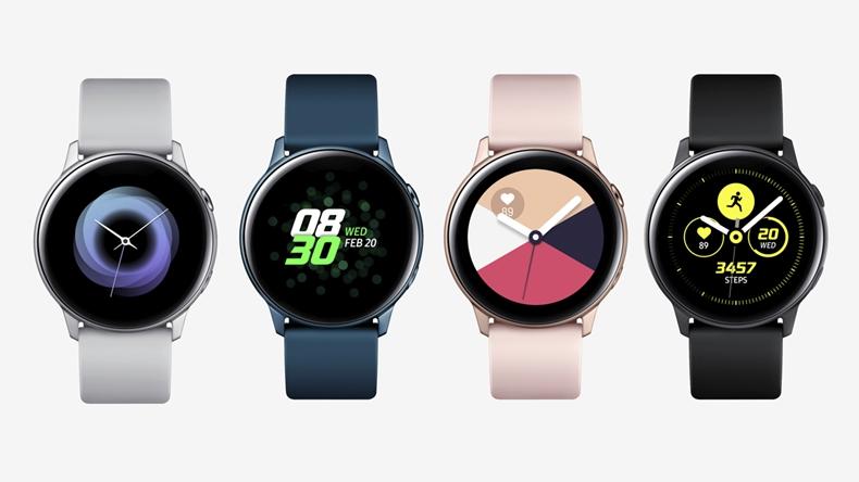 Samsung galaxy watch active akıllı saat özellikleri