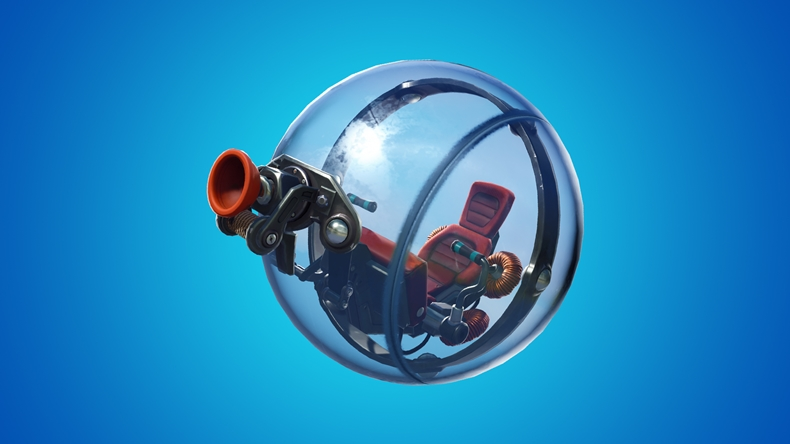 The Baller Fortnite