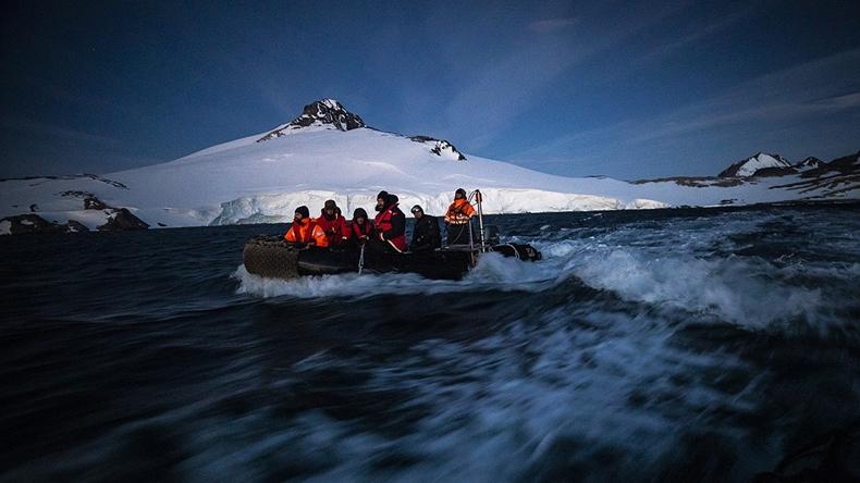 türk bilim üssü antarktika